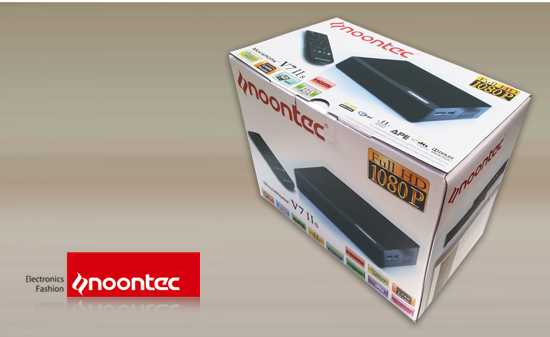 Noontec moviehome v7 ii media player, hdmi, 3. 5